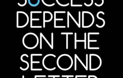 You are the only one who can ensure success for yourself. Work hard, push yourself and watch as opportunities present themselves #HonorSociety #success