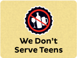Kicking Back for the New Year? Just Don't Serve Teens Alcohol.