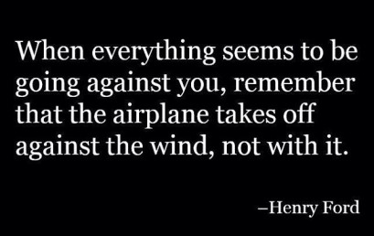 Remember, this is only the beginning of greatness. #againstthewind