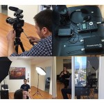 Our HonorSociety.org team hard at work, filming in L.A. #Cali #honorsociety