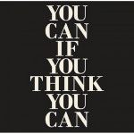 Go after your goals and make them a reality. #youcan