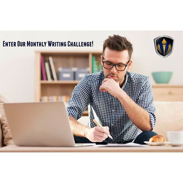 There is still plenty of time to enter into our Monthly Writing Challenge! For more information on how to enter for the month of March, please visit: https://www.honorsociety.org/articles/monthly-writing-challenge-awards