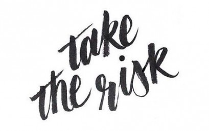 In the end, it will be worth it. #taketherisk