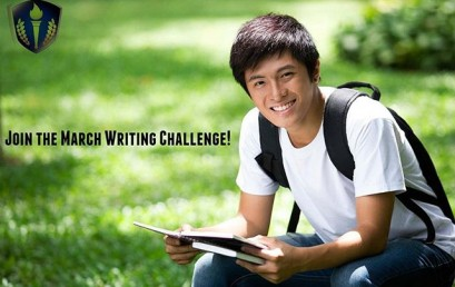 Today is the last day to enter our March Writing Challenge. Don't let this opportunity pass you by! For more details on how to enter, please visit: http://bit.ly/1RoJ9UK