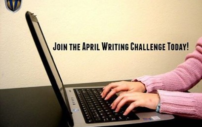 There is still plenty of time to enter our April Writing Challenge! You can even become a Featured Writer for HonorSociety.org…Make sure to read the following directions and submit your entries: http://bit.ly/1RoJ9UK