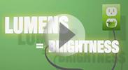 Efficient bulbs light the way