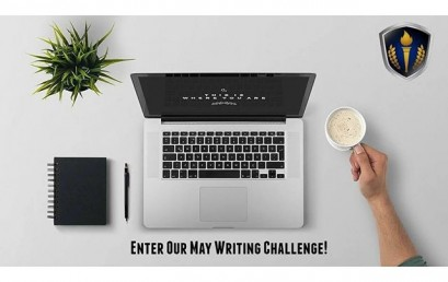 There is still a week left to join our May Writing Challenge…Enter for your chance to win the $250 prize! You can even become a Featured Writer for HonorSociety.org. Make sure to read the following directions and submit your entries: http://bit.ly/1RoJ9UK