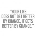 What change will you make today? #hsorg