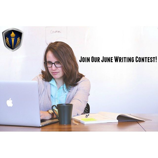 Today is the LAST DAY to join our June Writing Challenge…Enter for your chance to win the $250 prize! You can even become a Featured Writer for HonorSociety.org…Make sure to read the following directions and submit your entries: http://bit.ly/1RoJ9UK