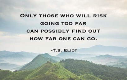 How far are you willing to go? #honorsocietyorg