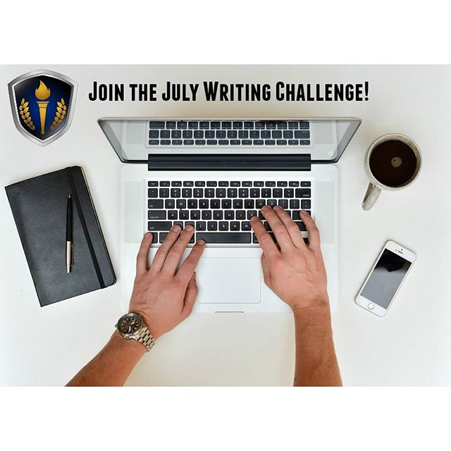 Join our July Writing Challenge for a chance to win the $250 prize! You can even become a Featured Writer for HonorSociety.org…Make sure to read the following directions and submit your entries: http://bit.ly/1RoJ9UK