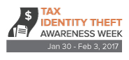 Tax Identity Theft Awareness Week has an event for you