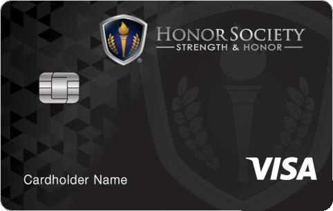Honor Society Rewards Credit Card Launch