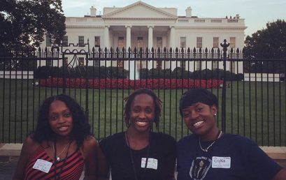 Made it to the White House  #whitehouse #honorsociety