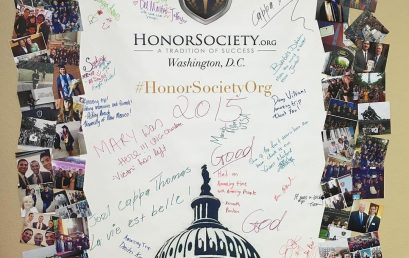 So many classic Honor Society memories on display here! #memories #montage #honorsociety