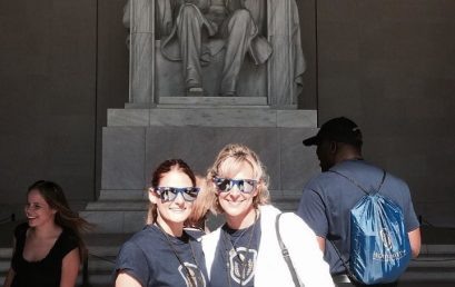 Happy President's Day! (Pic from Washington D.C. Honor Society Member Trip) #honorsociety