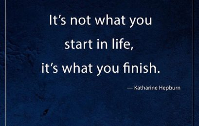 Hope you're having a great start to your weekend! What will you finish? ?#?quote? ?#?motivation?