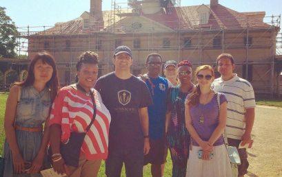 Throwback! Washington DC Member Trip Day 5: Visiting George Washington's Mount Vernon Estate…