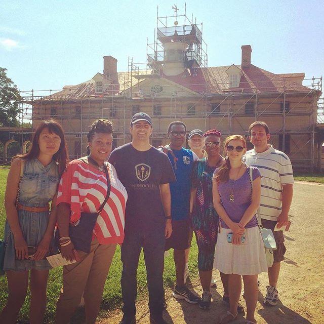 Throwback! Washington DC Member Trip Day 5: Visiting George Washington's Mount Vernon Estate #honorsociety #mountvernon