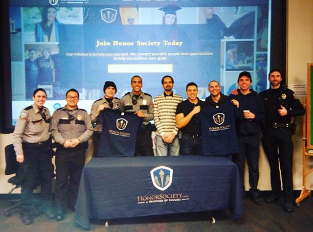 So proud of our chapter at St. Cloud State University celebrating Honor Society Day! #honorsociety