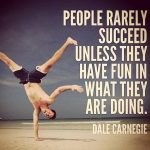 Enjoy your work and every day feels like a day on the beach! ? #fun #work #motivation #honorsociety