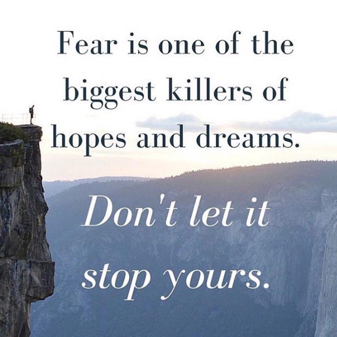 How brave will you be today? #makeithappen #honorsociety