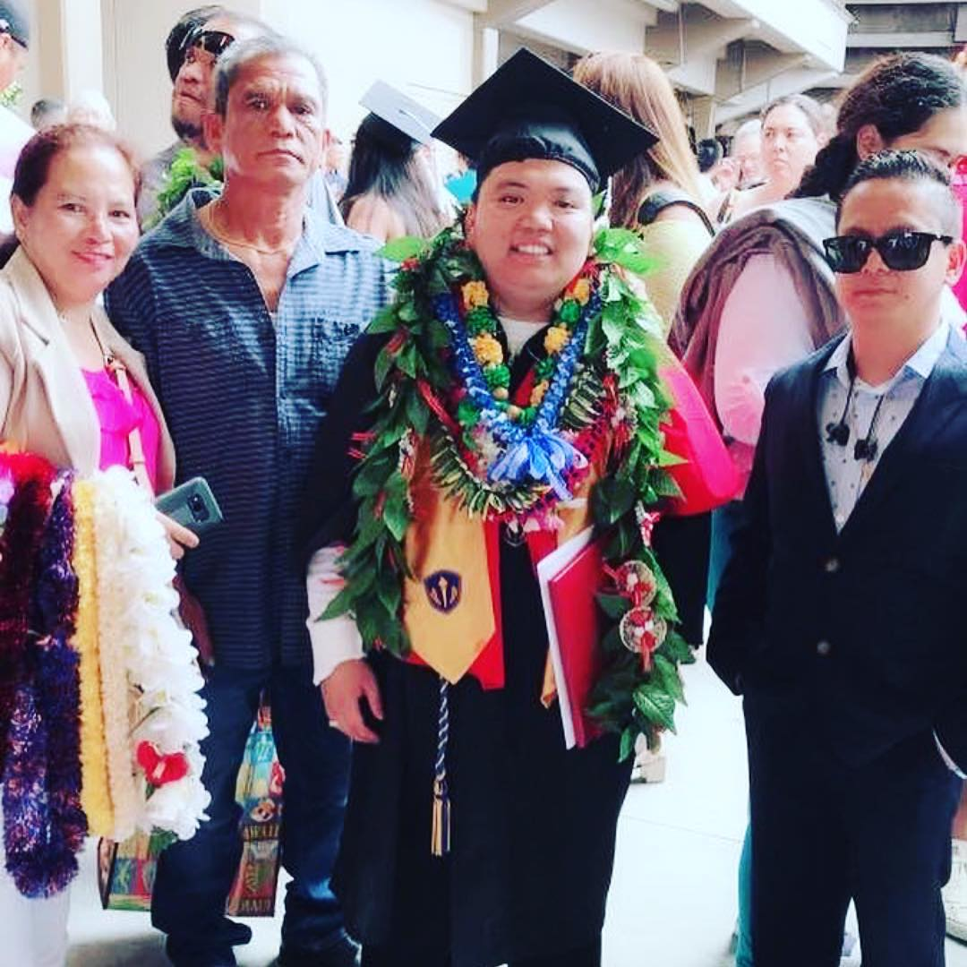 Congrats @johnx292 ?  Graduation. BA in Anthropology 2018