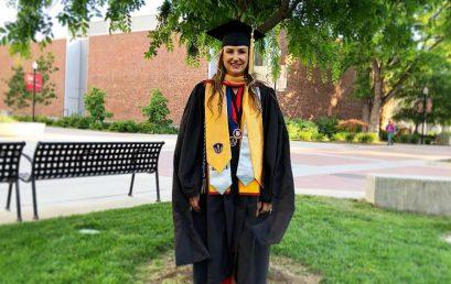 """Now I. . .am the Master. . . #graduation #honorsociety #nationalsocietyofleadershipandsuccess…"