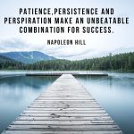 Patience is ?