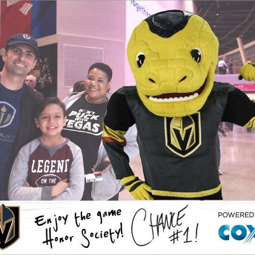Another favorite photo from the Honor Society member night in Las Vegas! Thank you to the Golden…