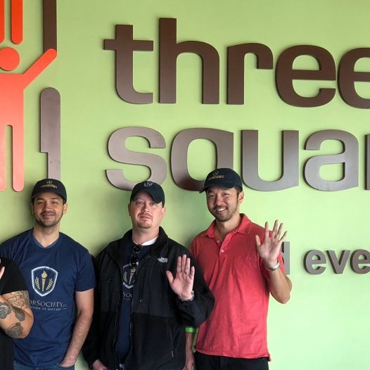 A few weeks ago, the National Office had a chance to volunteer at Three Square, a food bank in Las…