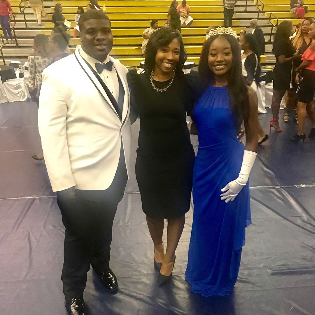 This past October, the members at Fort Valley State University participated in the Miss Fort Valley…